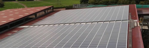 glastonbury worthy farm solar pv