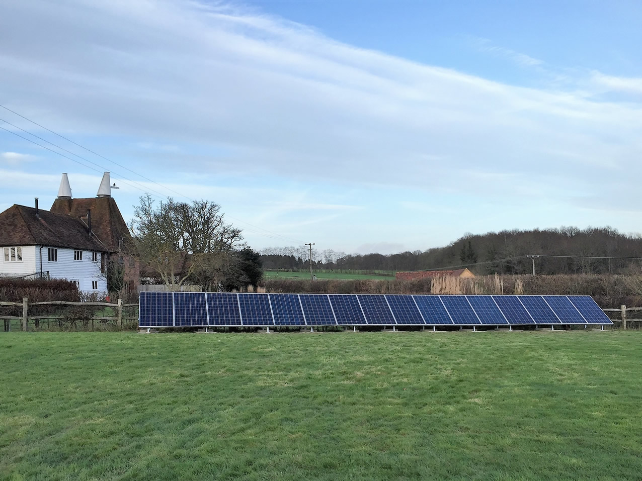Solar Energy - Solar PV Panels for Electricity generation